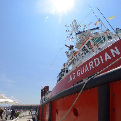 Arrivo LNG Guardian