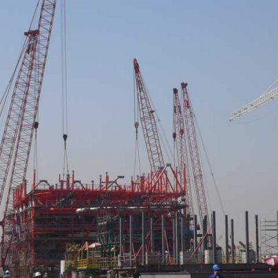 Riconversione della FSRU a Dubai